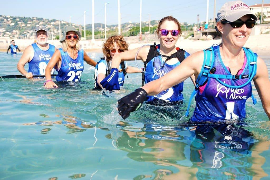 ACAD - Activités Sportives Marche aquatique