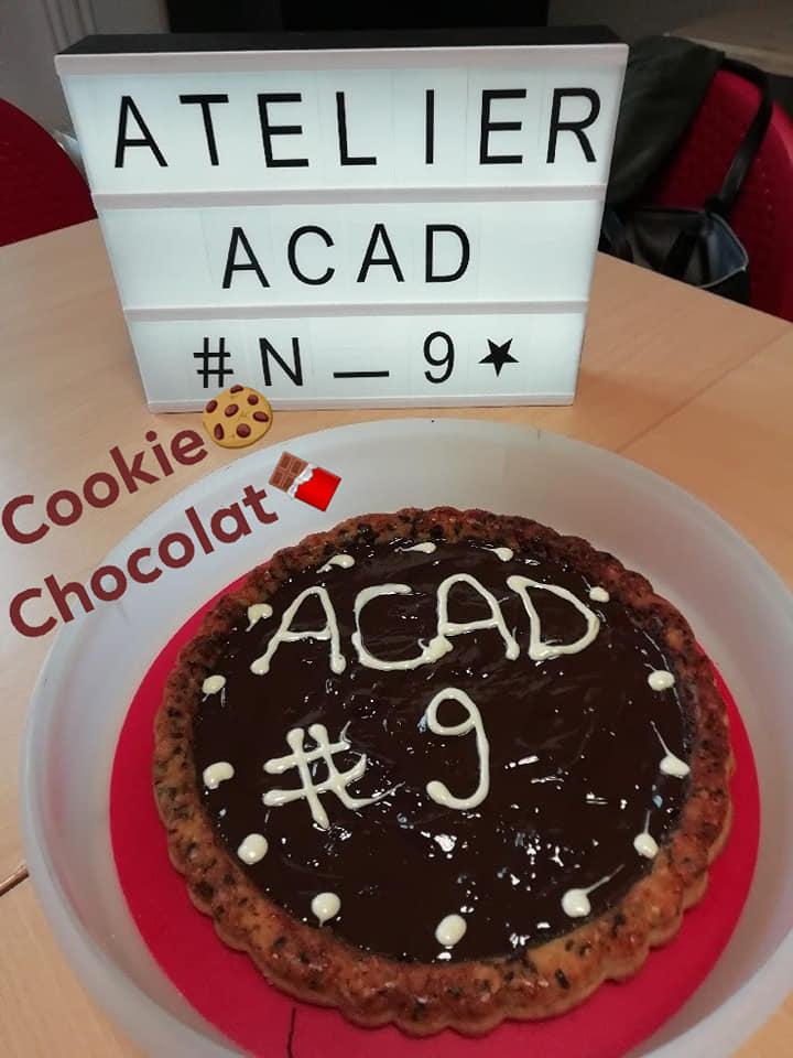 ACAD - Activité L'art de cuisiner zen