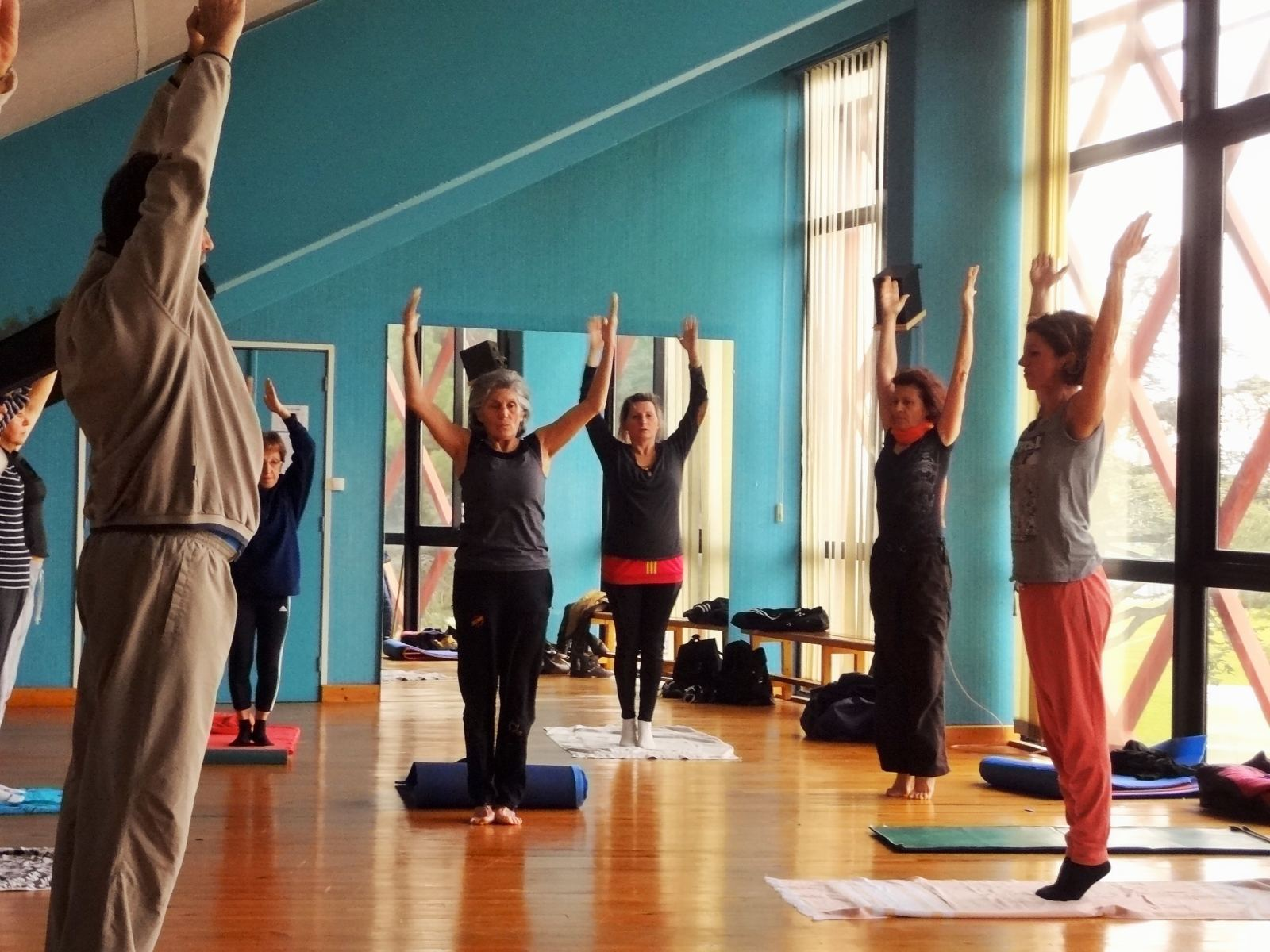 ACAD - Activité Yoga