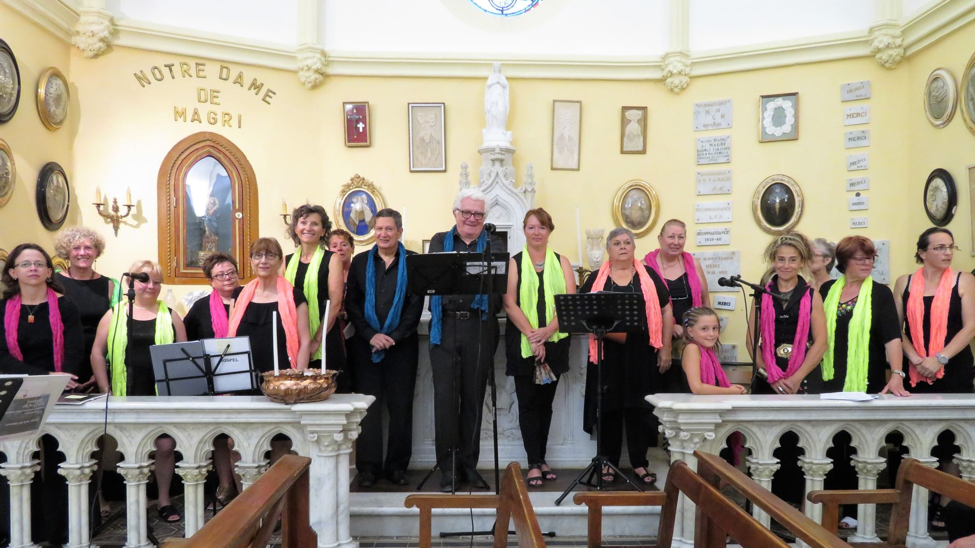 ACAD - Activité Chorale Gospel