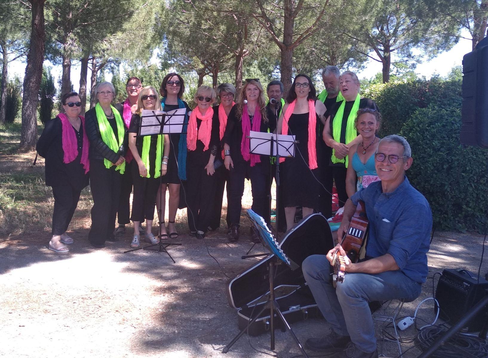 ACAD - Activités culturelles Chorale Gospel