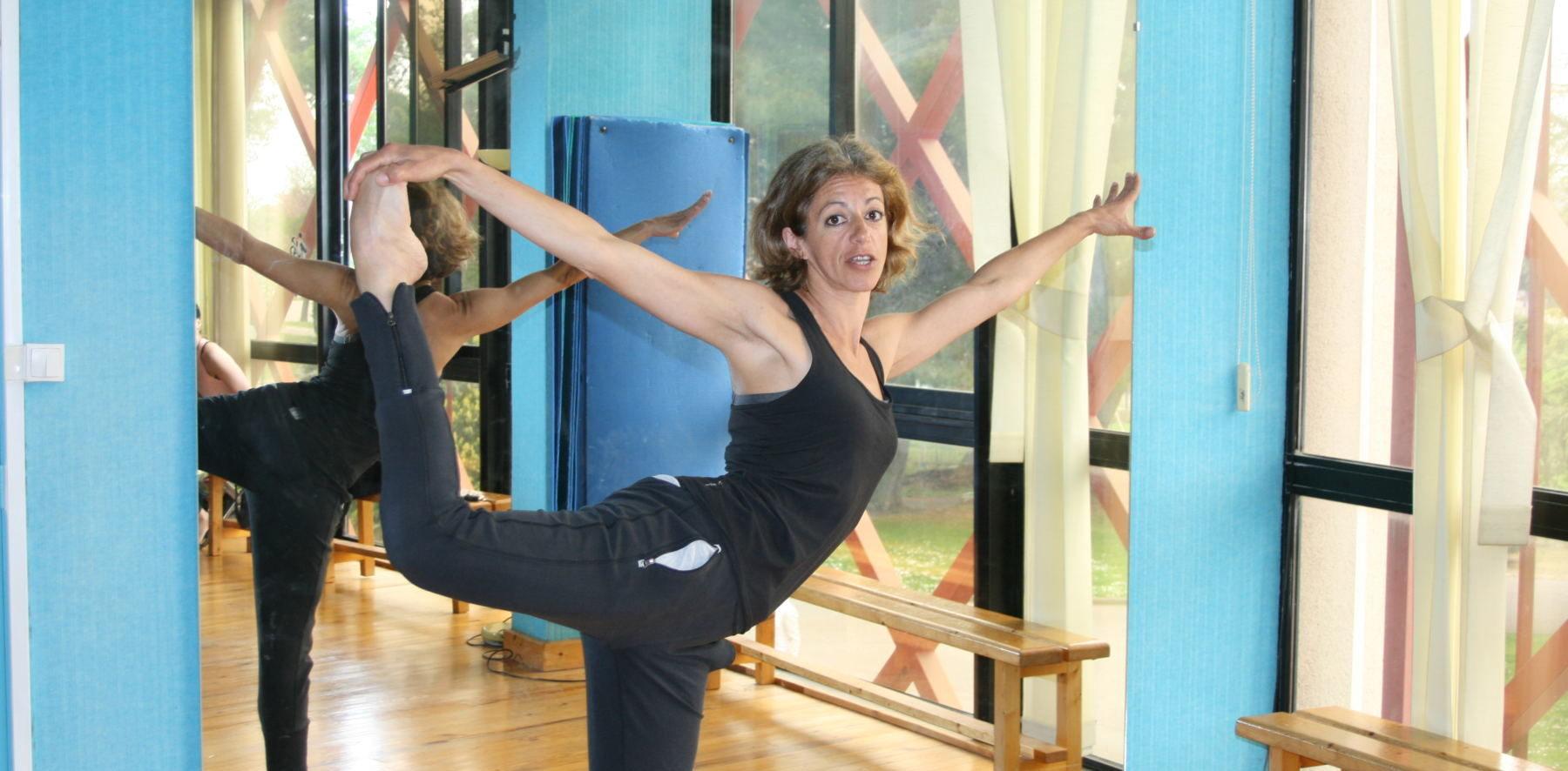 ACAD - Yoga - Gym-fitness
