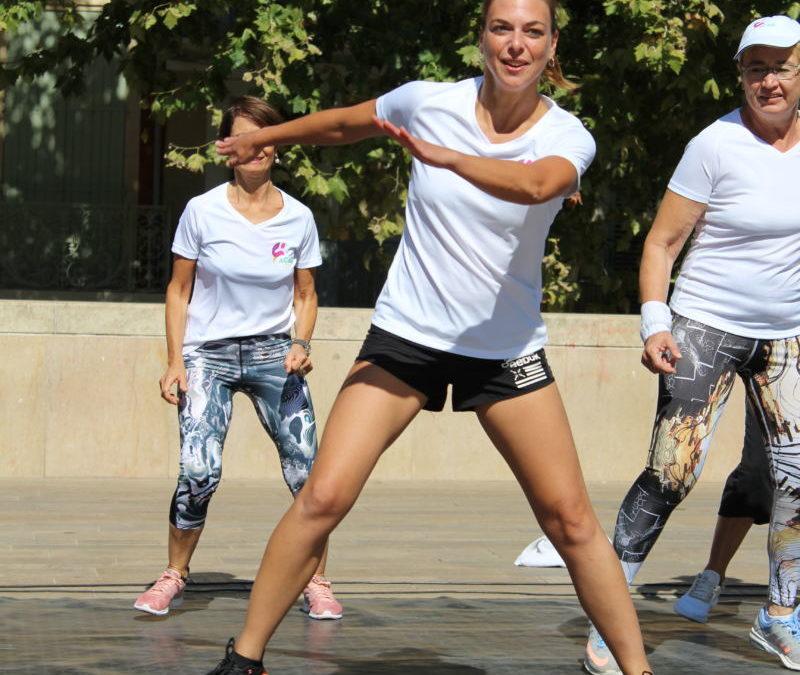 Vidéo Fitness de Stéphanie Parrocchia