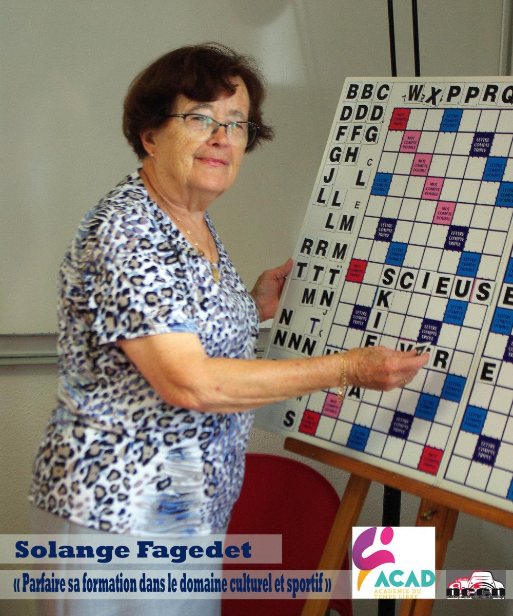 ACAD - Activités culturelles Scrabble