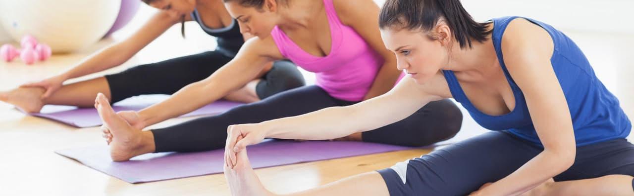 ACAD - Barre au sol/stretch - Gym-fitness
