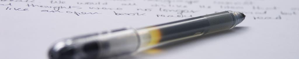 ACAD - Page d'écriture - Convivialité