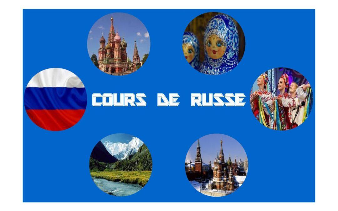 Apéritif russe ouvert à tous