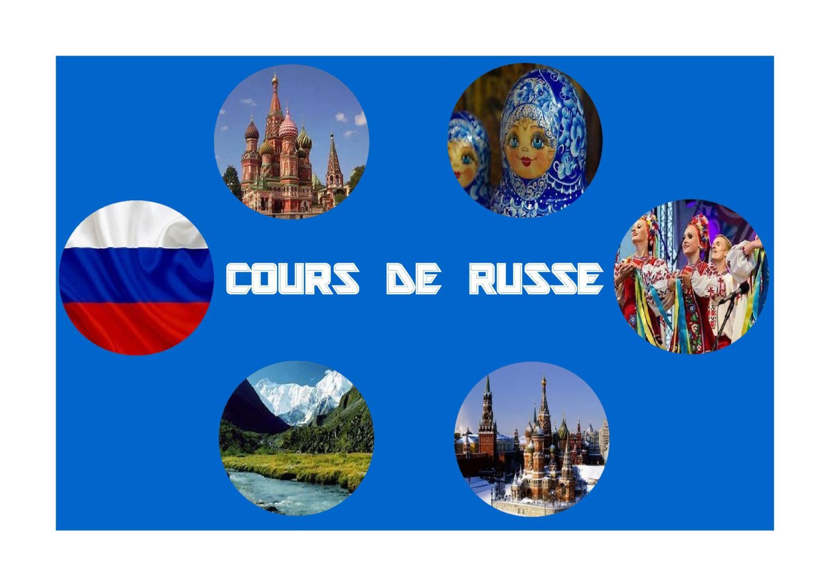 ACAD - Activités culturelles Russe
