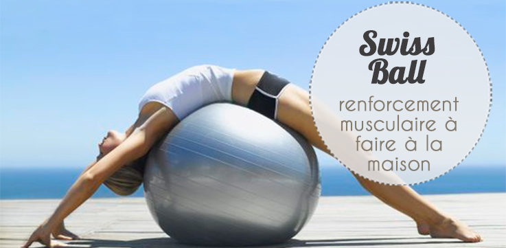ACAD - Swiss ball doux - Gym-fitness