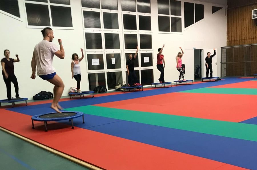 ACAD - Jump - Gym-fitness
