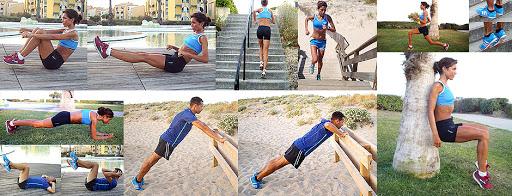 ACAD - Activité Préparation physique générale