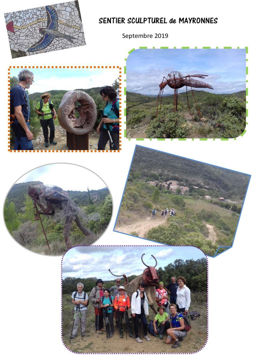 ACAD - Activité Randonnée à Mayronnes