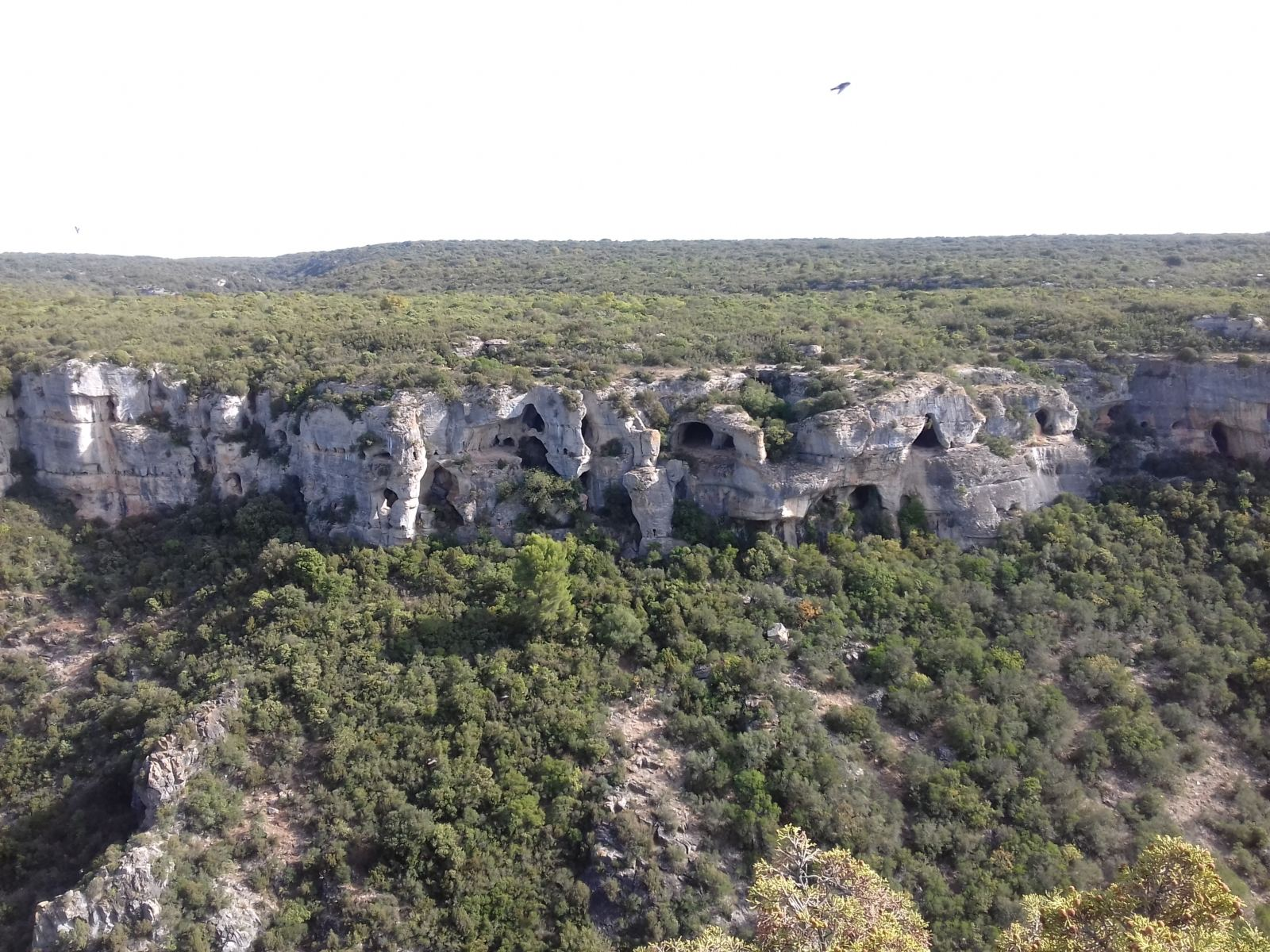 ACAD - Activité Randonnée à Cesseras/grotte d'Aldène
