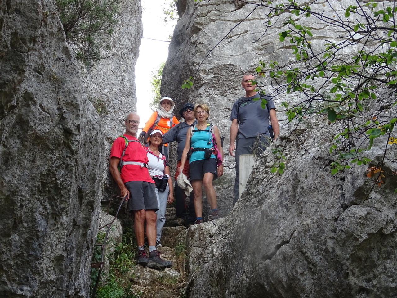 ACAD - Randonnée à Cesseras/grotte d'Aldène - Rando