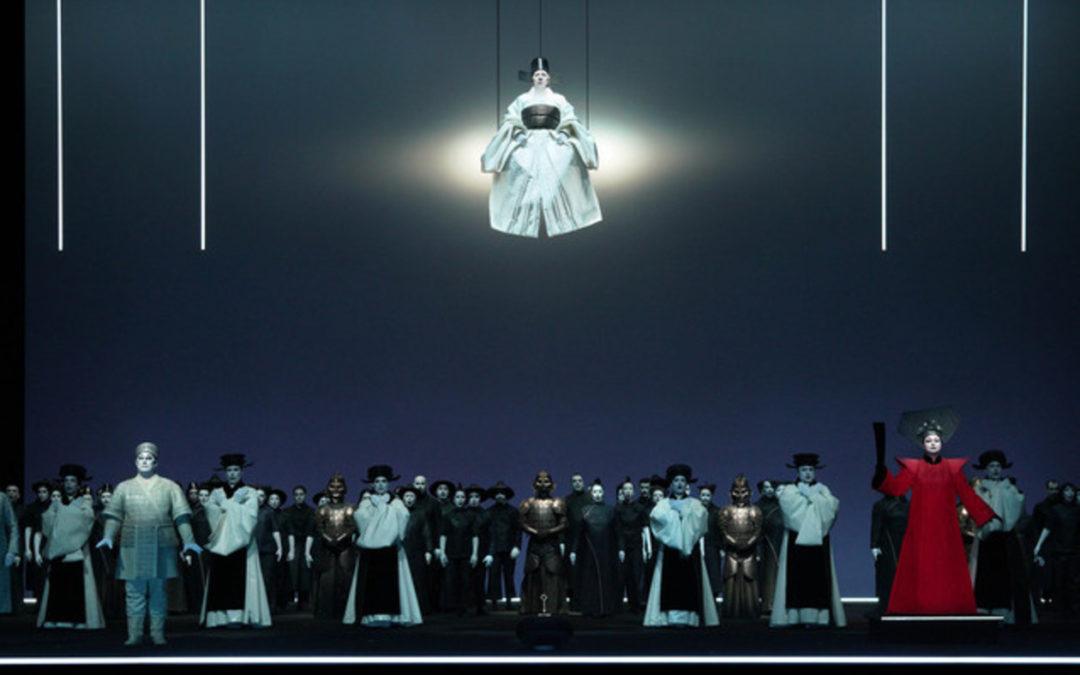 Turandot, opéra de Giacomo Puccini