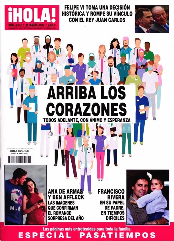 Magazine «la Hola» de David Villalba