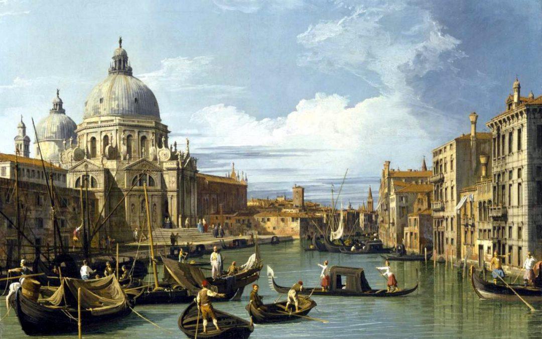 Diaporama Peinture Canaletto