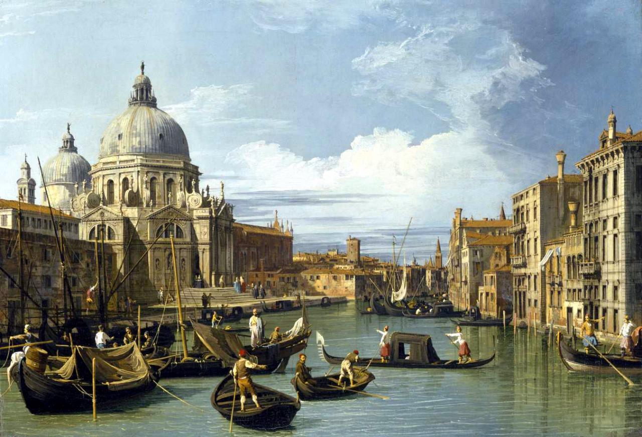 ACAD - Diaporama Peinture Canaletto