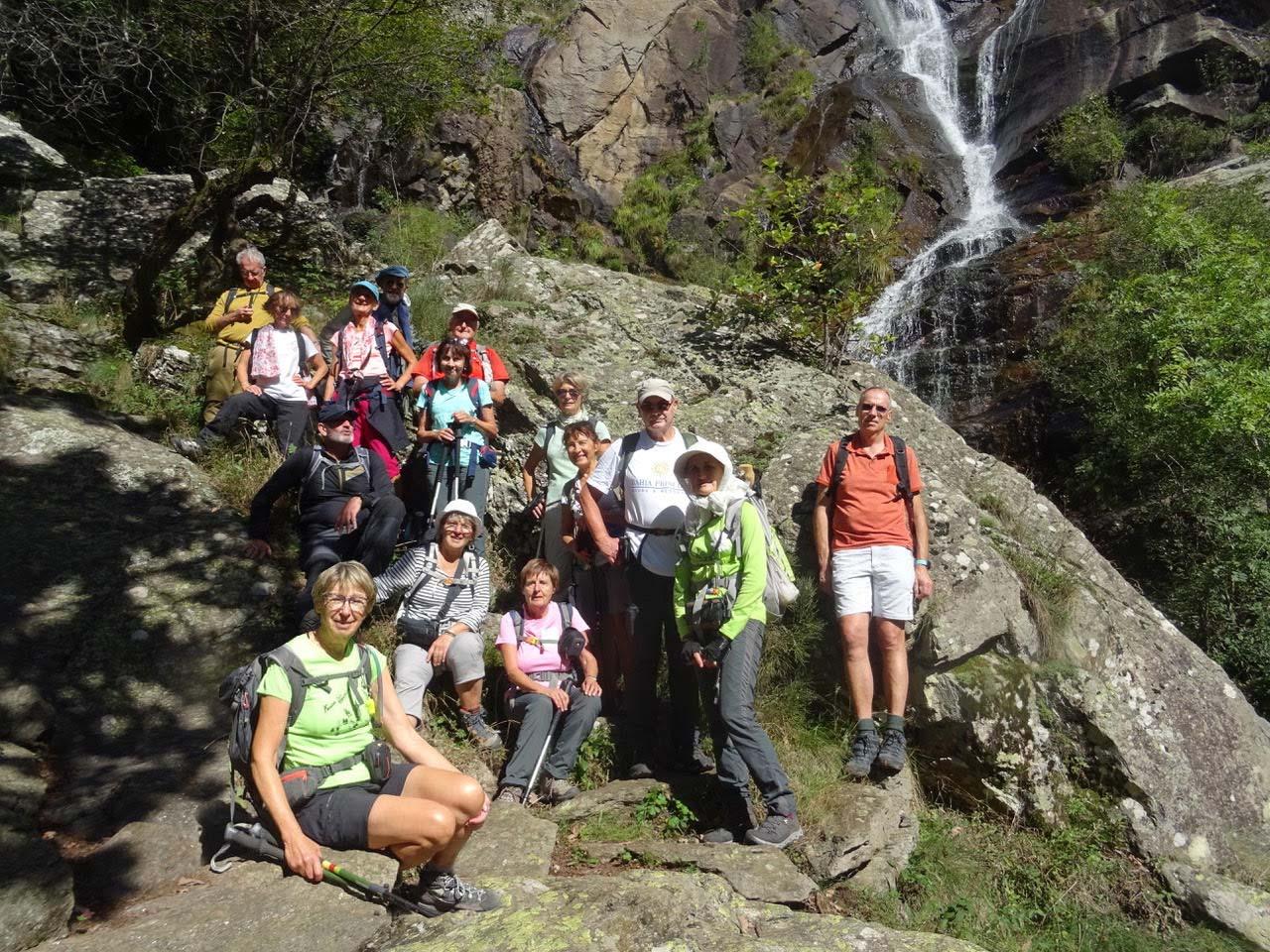 ACAD - RANDONNEE AVEC ERIC PEREZ – LES 1000 MARCHES